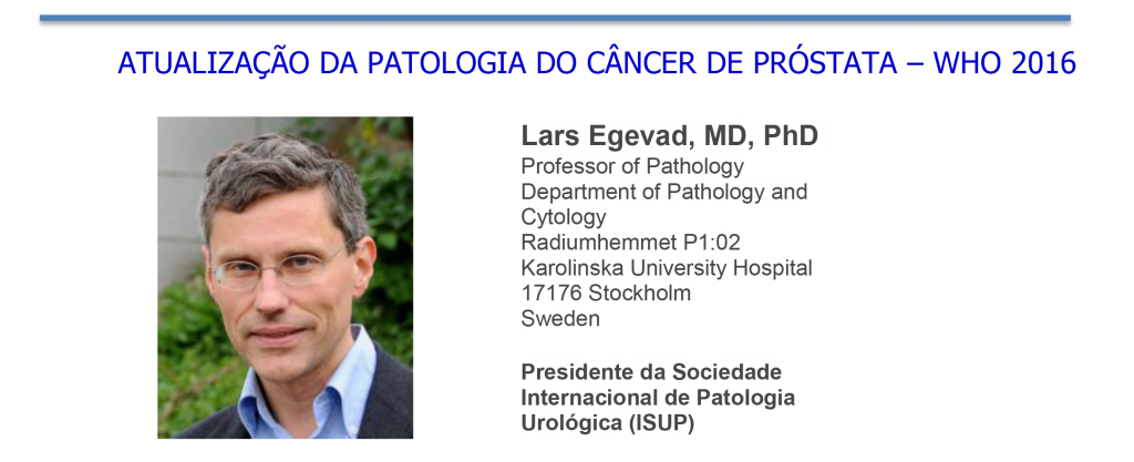 patologia cancer de próstata