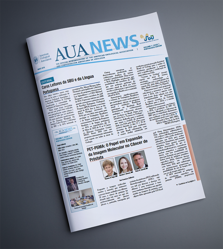 AUA News – Volume 1 | issue 1