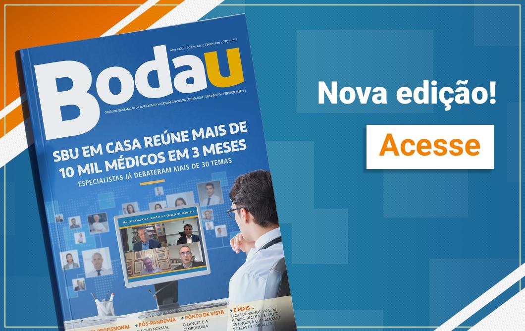 Nova edição do BODAU já está disponível!