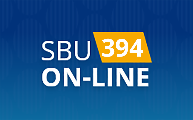 SBU online – número 394