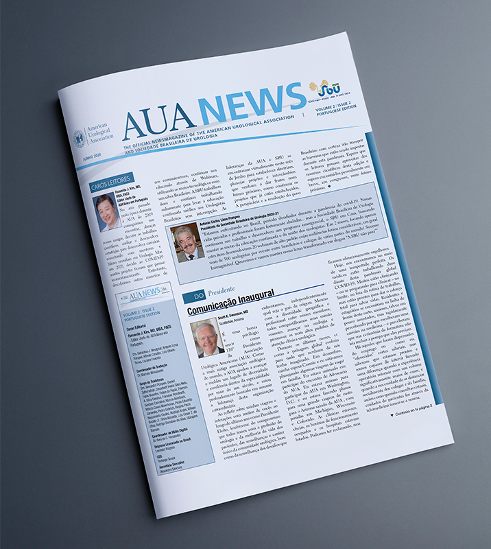 AUA News – Volume 2 | issue 3