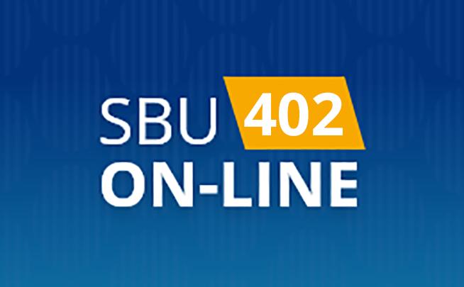 SBU online – número 402