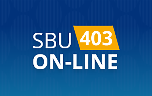 SBU online – número 403