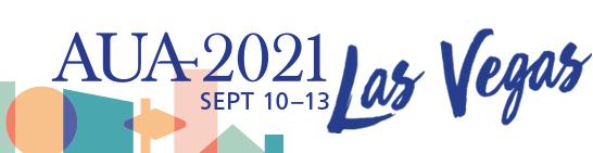 AUA 2021