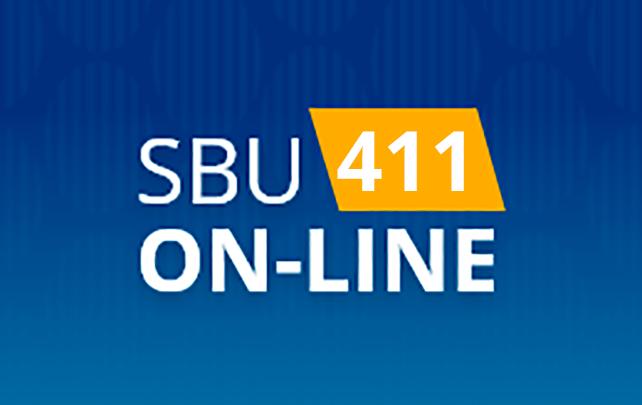 SBU online – número 411