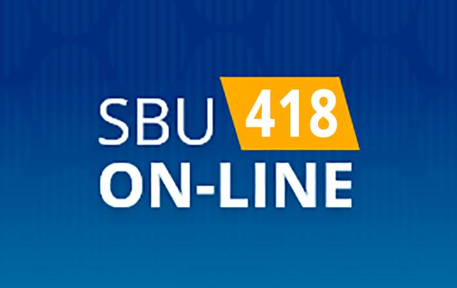 SBU online – número 418