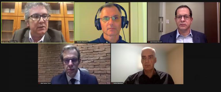 SBU em Casa discute impactos da Covid-19