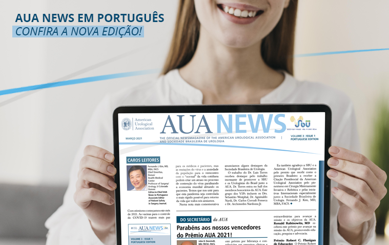 AUA News – Volume 3 | issue 1