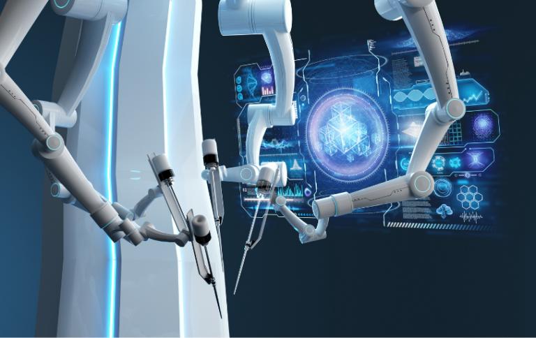 Certificação em cirurgia robótica