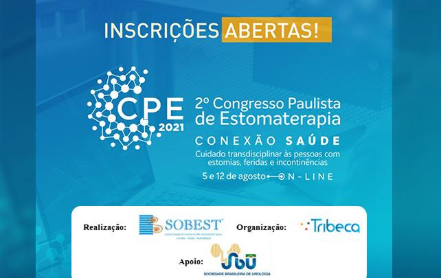2º Congresso Paulista de Estomaterapia