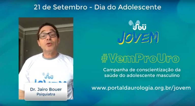 Campanha #VemProUro – Dr. Jairo Bouer