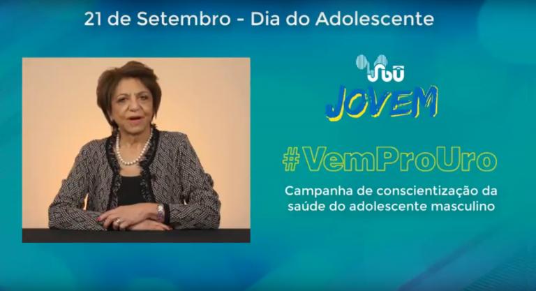 Campanha #VemProUro – Dra. Carmita Abdo