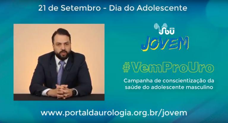 Campanha #VemProUro – Dr. Henrique Nonemacher