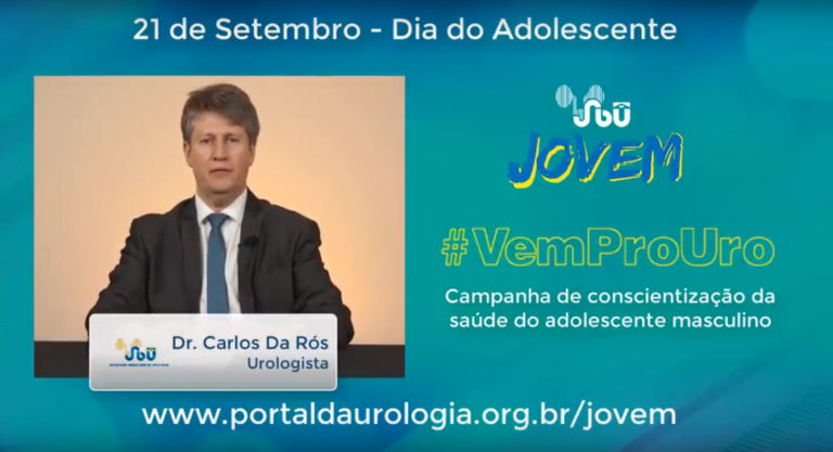 Campanha #VemProUro – Dr. Carlos Da Rós