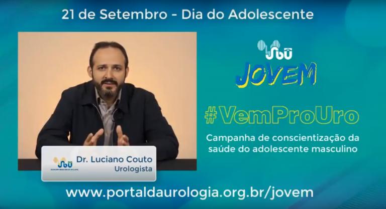 Campanha #VemProUro – Dr. Luciano Couto