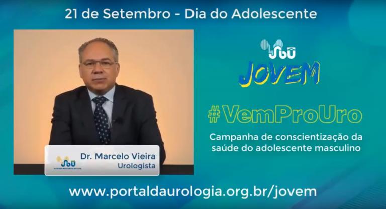 Campanha #VemProUro – Dr. Marcelo Vieira