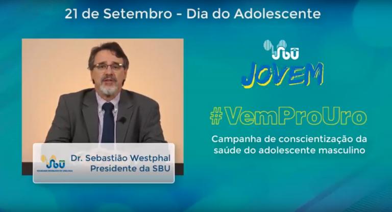 Campanha #VemProUro – Dr. Sebastião Westphal