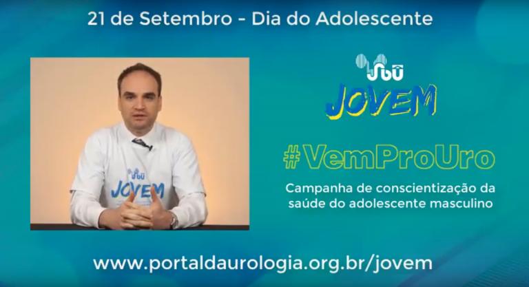 Campanha #VemProUro – Dr. Daniel Suslik Zylbersztejn