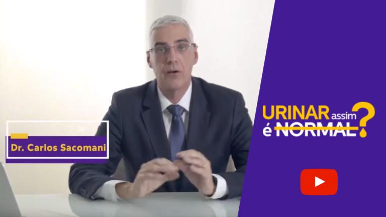 Urinar Assim é Normal – Ep. 05 – Incontinência Urinária na mulher