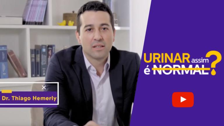 Urinar Assim é Normal – Ep. 01 – Bexiga Hiperativa   O que é