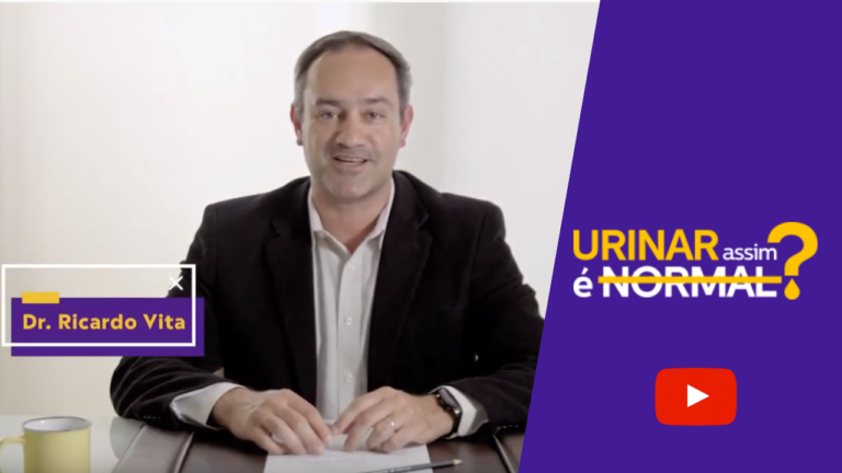 Urinar Assim é Normal – Ep.03 – Sintomas urinários no homem – Próstata ou Bexiga