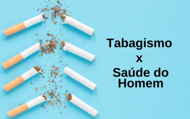 SBU alerta para danos do tabagismo à saúde do homem