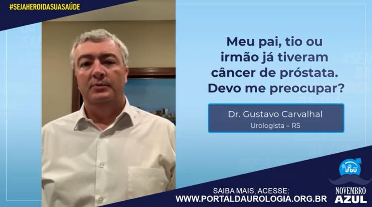 Herança Genética para Câncer de Próstata