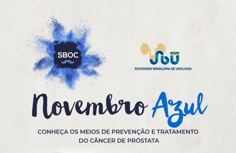 SBU e SBOC se unem para informar sobre prevenção e desafios nacionais contra o câncer de próstata