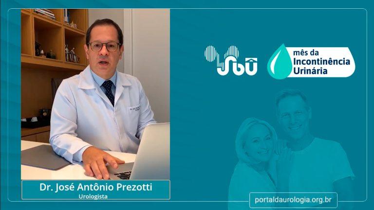 Dr. José Antônio Prezotti – Acometimento da incontinência urinária