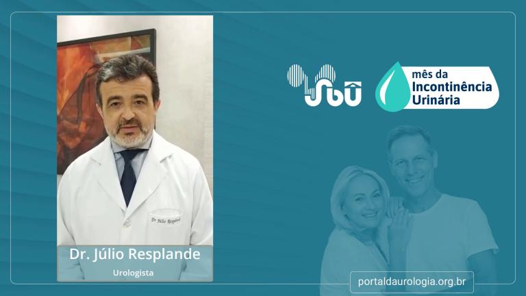 Dr. Júlio Resplande – Incontinência urinária