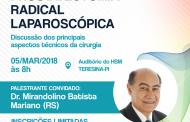 4º Curso de Prostatectomia Radical Laparoscópica