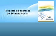 Estatuto - Edital de convocação AGA 2017