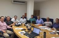 Presidente da SBU realiza primeira reunião com a nova diretoria