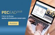 Opções do tratamento conservador do câncer de bexiga é o tema da nova aula do PEC EAD 2018
