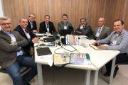 Membros da diretoria reúnem-se no Congresso Mineiro
