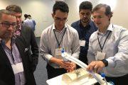 SBU-DF realiza curso sobre ureteroscopia e cirurgia renal percutânea