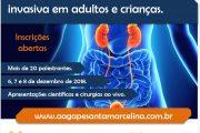 SBU realiza Curso de Urologia Minimamente Invasiva em adultos e crianças