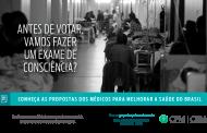 Confira o Manifesto dos Médicos em Defesa da Saúde do Brasil