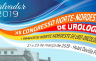 XII Congresso Norte Nordeste de Urologia