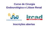 Curso de Cirurgia Endourológica e Litíase Renal - IRCAD