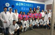 SBU distribui material de esclarecimento sobre o Novembro Azul