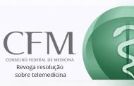CFM revoga resolução sobre telemedicina