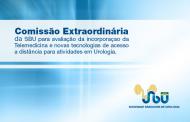 Nomeada a Comissão Extraordinária da SBU para avaliação da incorporação da Telemedicina e novas tecnologias de acesso a distância para atividades em Urologia
