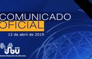Comunicado oficial: edital de convocação para processo eleitoral