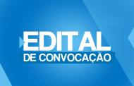 Edital de convocação para escolha da sede que elegerá a sede do CBU 2021