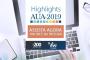 Assista agora ao vivo aos Highlights da AUA 2019